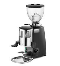 Mazzer Espresso Kaffee Mühle Mini Timer Schwarz 58mm Scheibenmahlwerk