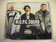 M.O.P.G. SQUAD  The Score  MAXI CD