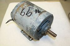 Westinghouse 311P187A ELECTRIC MOTOR 1/3 HP, 240/480 VOLT, 1725 RPM, 3 PHASE