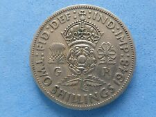 More details for united kingdom 2 shillings, florin 1947-1967 from just £1.25 each uk post paid