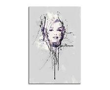 90x60cm PAUL SINUS Splash Art Gemälde Kunstbild Marilyn-Monroe-II