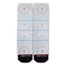Function - Ice Hockey Rink Fashion Sock Sport Football Soccer Puck Stick hockey