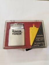 Ronson Cigarette Lighter vintage