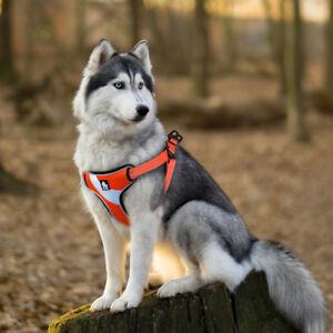Truelove Step In Dog Harness Reflective Adjustable Dog Vest Bulldog Rottweiler