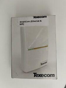 Texecom Connect SmartCom Intelligent WIFI Ethernet & App Communicator CEL-0001