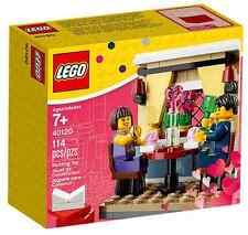 LEGO® 40120 Valentinstag-Dinner Neu_Seasonal Valentine's Day Dinner NEW MISB