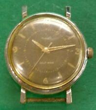 Running Timex Men's Automatic Wristwatch - Watchmaker Repair Parts