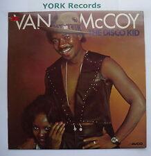 VAN McCOY - The Disco Kid - Excellent Condition LP Record Avco 9109 007