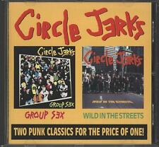 Circle Jerks Group Sex/Wild in the Streets CD