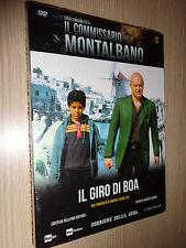 DVD N° 12 COMMISSAIRE  MONTALBANO LE TOUR DE BOA LUCA ZINGARETTI CAMILLERI
