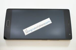 OEM OnePlus 2 A2005 LCD with Digitizer and Frame USED ORIGINAL