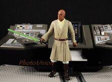 "Hasbro Star Wars 3.75"" Figure 1:18 Jedi Council Master Mace Windu 1998 S296"
