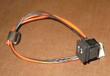 DC JACK POWER w/ CABLE TOSHIBA SATELLITE M100-ST5211 M100-ST5111 M105-S1041 PLUG