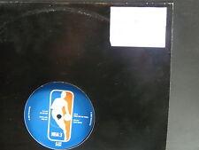 "MAXI 12"" PROMO Compilation NBA 3 COOLIO / KC & JOJO / MOBB DEEP / DONNELL JONES"