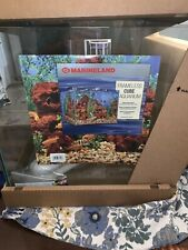 Marineland Frameless Cube Aquarium Fresh/Marine 60 Gallons C-360 Canister Filter
