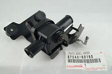 Genuine Toyota Landcruiser 80 Series Heater Tap Valve 1995 to 98 87240-60160 New