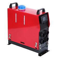 12V Air Diesel LuftHeizung 5000W 4 Löcher LCD-Monitor für LKW Boote Bus PKW
