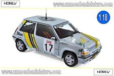 Renault Supercinq GT Turbo Tour de Corse 1989  Alain Oreille NOREV 185215-1/18