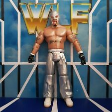 Rey Mysterio (Silver) - Ruthless Aggression RA -WWE Jakks Wrestling Figure