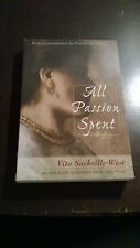 All Passion Spent by Vita Sackville-West Paperback 2002