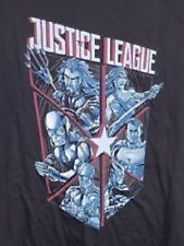 DC Worlds Finest Collection Box Exclusive JUSTICE LEAGUE T-SHIRT XL - NWT