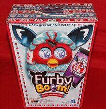 FURBY BOOM HOLIDAY FESTIVE SWEATER EDITION PLUSH CHILDREN TOY HASBRO BRAND NEW