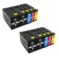 10PK PGI-1200XL 1200 XL Ink For Canon MAXIFY MB2020 MB2120 MB2320 MB2720