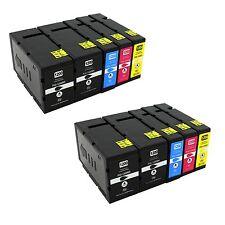 10PK Pigment PGI-1200XL 1200XL Ink For Canon 1200XL MAXIFY MB2020 MB2320