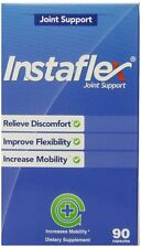 NEW! Instaflex Joint Support Relieve Discomfort Improve Flexibility 90 Capsules