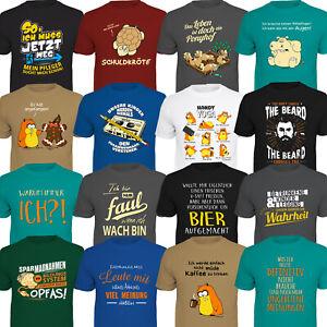 T Shirts lustig bedruckte Shirts Geschenkideen Geburtstag Vatertag Herrentag