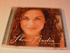 SHERRIE AUSTIN, LOVE IN THE REAL WORLD, CD
