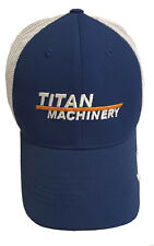 Titan Machinery Hat L/XL Nike Golf Cap Construction North Dakota Agriculture ND