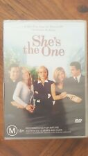 She's The One [DVD] NEW & SEALED, Region 4, FREE Next Day Post