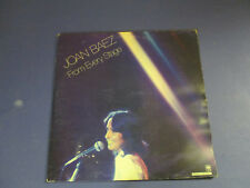 LP  2 : JOAN BAEZ ,  FROM EVERY STAGE , FOC ,  UK  - 1976,