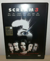 SCREAM 3 - ITALIANO - DVD