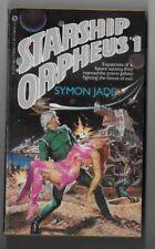 Starship Orpheus 1 by Symon Jade