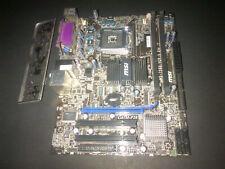 MSI G41M-P28 Socket T LGA 775 Micro ATX Motherboard