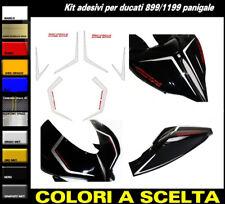 Kit adesivi cupolino e codone 899/1199/959/1299 Ducati Panigale