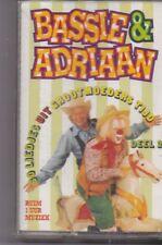 Bassie&Adriaan-Liedjes Uit Grootmoeders Tijd Deel 2 Music Cassette