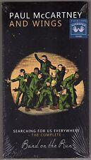 Paul McCartney   Beatles  -- Complete Band On The Run -- 3 CD's & 1 DVD Box Set