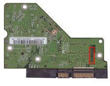 Controladora PCB 2060-771640 WD 5000 aads - 11m2b1 discos duros electrónica