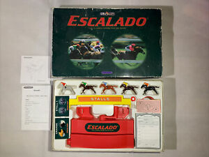 Escalado. Vintage Chad Valley Classic Horse Racing Game. Immaculate. Complete.