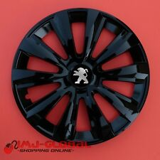"4 ENJOLIVEURS 15"" PEUGEOT 1007 2008 207 306 406 208 307 206 iOn DELTAB"