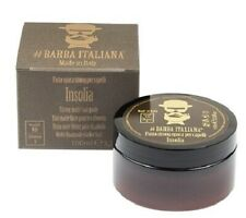 Barba Italiana Strong Matte Hair Solid Texture Paste Insolia with Extreme Hold
