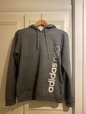 Women's Adidas Neo Grey Hoodie Size L