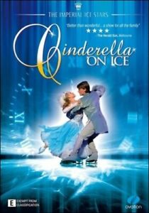 Cinderella ON ICE The IMPERIAL STARS - LIVE Skating Show DVD NEW SEALED Region 4