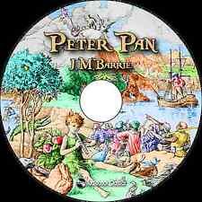 Peter Pan - Unabridged MP3 CD Audiobook in paper sleeve