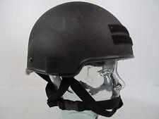 Special Forces SAS AC902 NIJ L3a Ballistic Kevlar CT CRW Black Kit Helmet K2/H1