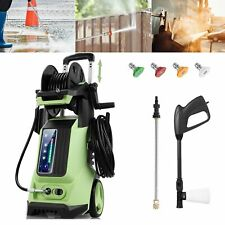3800 Psi 28 Gpm Pressure Washer Electric High Power Surface Water Cleaner Kit