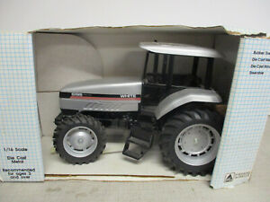 (1993) Scale Models White Farm Equipment Model 6195 MFWD, 1/16 Scale, NIB